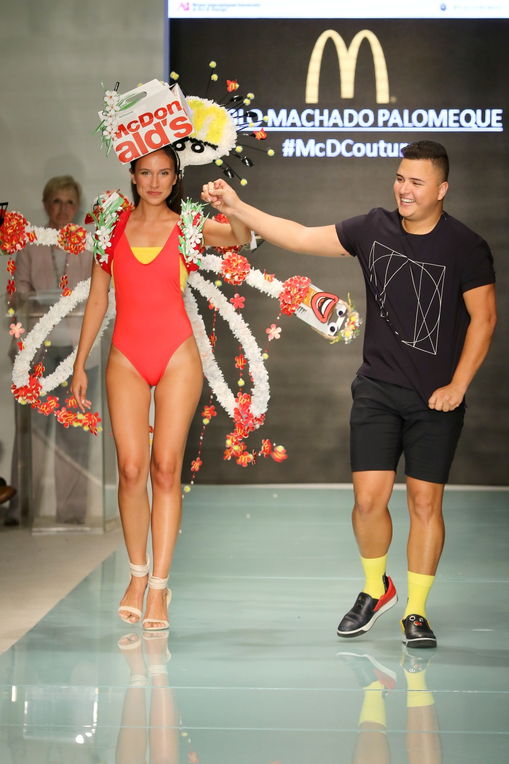 Winner of 2017 McDCouture Swim Resort -Cabrera/Betancourt $5k Scholarship
